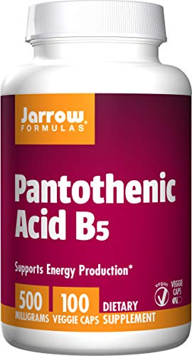 Most bought Vitamin B5 Pantothenic Acid