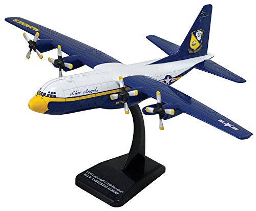 InAir E-Z Build C-130T Blue Angels Fat Albert Model Kit