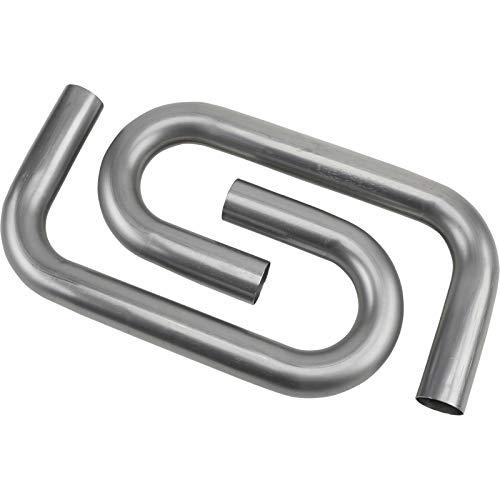 Patriot H7018 1-5//8-Inch Mild Steel J-Bend Exhaust Pipe