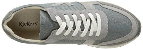 Kickers Nielo - Zapatillas de deporte Hombre Gris