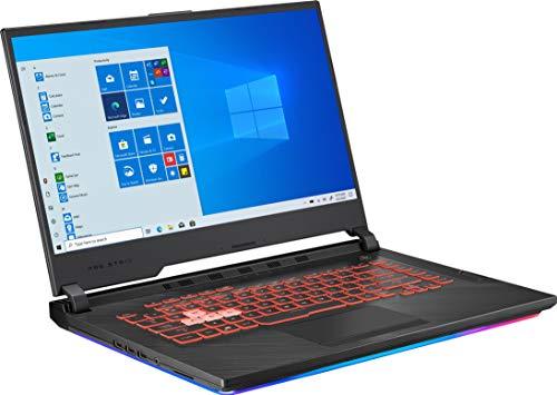 "2020 Latest ASUS ROG Strix G Flagship Gaming Laptop 15.6"" FHD Display Intel Hexa-Core i7-9750H 32GB DDR4 1TB PCIe SSD 2TB HDD 4GB GTX 1650 RGB Backlit WiFi Win 10 + iCarp Wireless Mouse"
