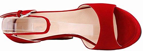 CFP - Zapatos de tacón  mujer Red