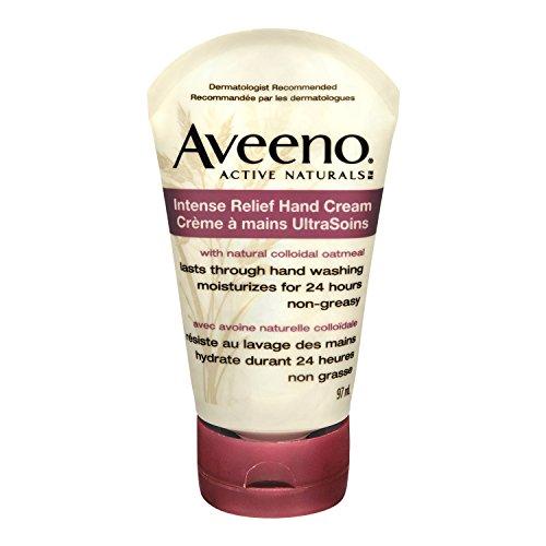 Aveeno Активные Naturals Skin Relief Крем для рук, 3,5 унции