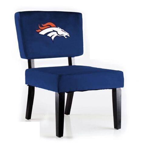NFL Side Chair NFL Team: Denver Broncos by Imperial