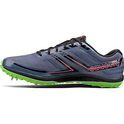 Kilkenny Shoe Women's Slime Xc7 Track Saucony Denim SUvq5Hx