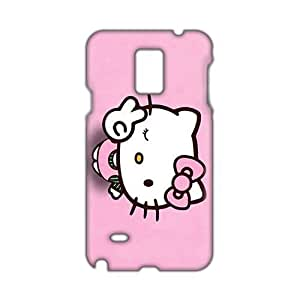 Angl 3D Case Cover Cartoon Cute Hello Kitty Phone HTC One M8