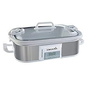 Crock-Pot SCCPCCP350-SS Programmable Digital Casserole Crock Slow Cooker – Great Crock Pot Improvement!