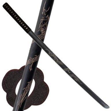 Dragon Sword Datio Bokken Kendo Practice Armory Replicas