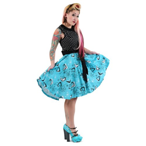 Too Brand Fast Nero Nero Atomic Dress Dell'abito blu blu XTkiwPuOZ