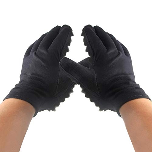 Coohole Curl Hair Sponge Gloves for Barbers Wave Twist Brush Gloves Styling Tool For Curly Hair Styling (Right) by Coohole (Image #5)