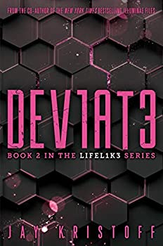 DEV1AT3 by Jay Kristoff science fiction and fantasy book and audiobook reviews