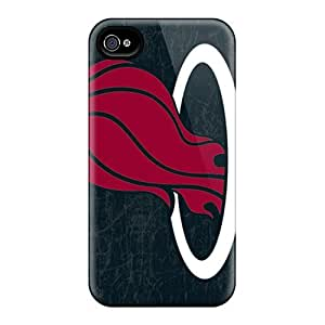 Iphone 6 CFq10693LWnd Support Personal Customs Vivid Miami Heat Image Durable Hard Cell-phone Cases -PhilHolmes