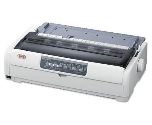 Oki MICROLINE 600 621 Dot Matrix Printer – Monochrome – 9-pin – 700 Mono – 288 x 72 dpi – USB – Parallel – 62433901