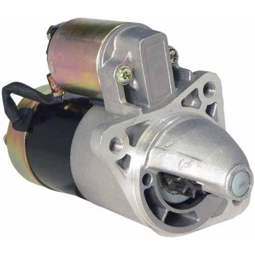 DB Electrical SMT0051 Starter For Mazda B Pickup Truck 2.2 2.2L 87 88 89 90 91 92 93 1987 1988 1989 1990 1991 1992 1993 /F214-18-400, F214-18-400A, F214-18-400B, F271-18-400, F271-18-400A /M1T71881