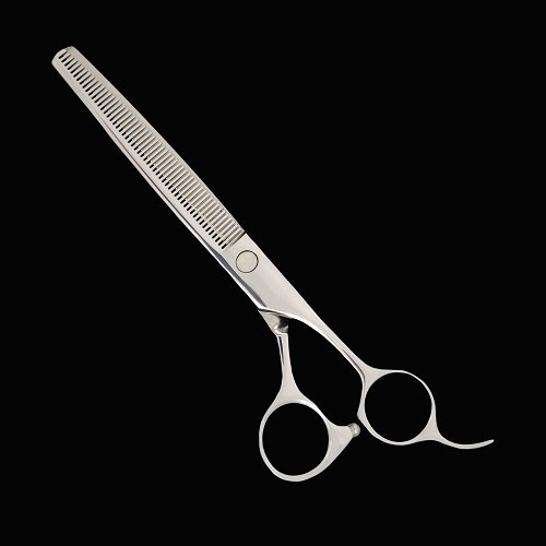 """HANES Kashi CB-604T Thinning / Texturing 7"""" 52 Teeth Barb..."""