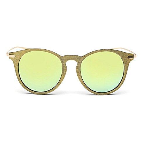 Hikote #9040 UV 400 Noble Summer Fashion Personality - Electric Ozzy Sunglasses