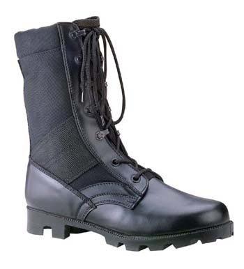 Rc-5090-9r-blk Rothco Mens Stövlar - Jungle Gi Typ Speedlace, Black Av