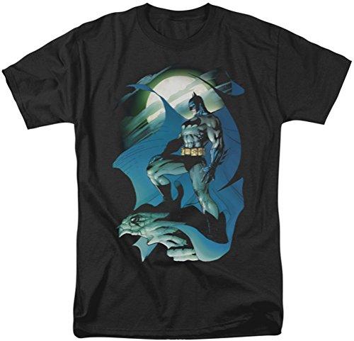 Batman - Glow Of The Moon T-Shirt Size XL ()