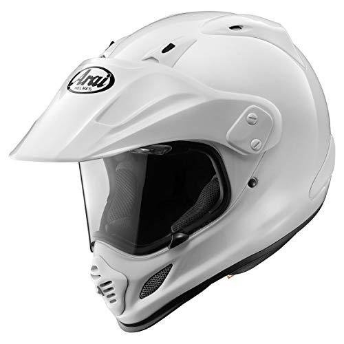 Medium Arai Helmets - Arai XD4 Helmet (White, Large)