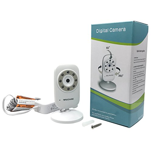 Willcare Video Camera Video Baby Monitor SM-35