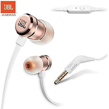 Amazon Com Jbl T205bt Wireless In Ear Headphones With Three Button
