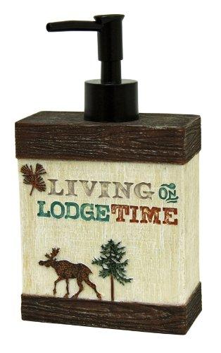 Bacova Guild Live Love Lodge Bath Accessories