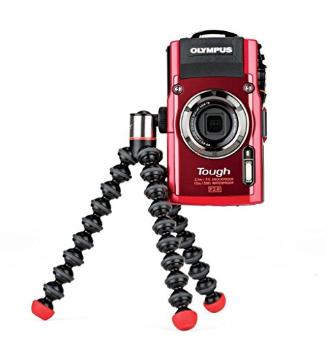 JOBY GorillaPod Magnetic 325: A Magnetic Tripod for Point & Shoot and Small Cameras up to 325 Grams for $<!--$22.00-->