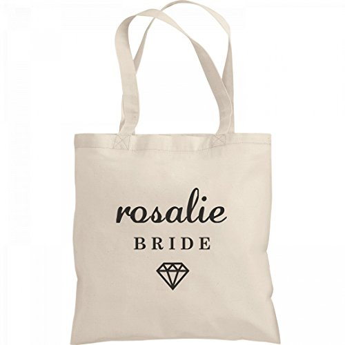 Cute Bride Rosalie Tote Bag: Liberty Bargain Tote - Rosalie Tee