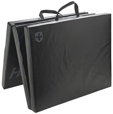 Harbinger 3 Part Tri-Fold Exercise Mat 2-Inch by
