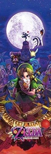 The Legend Of Zelda Majoras Mask Nintendo Fantasy Video Game