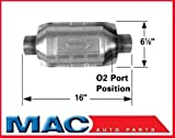 Catco 2504 Federal / EPA Catalytic Converter - Universal OBDII
