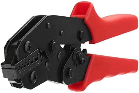 SSY-YU ワイヤーカッターケーブルクランプロック圧着工具0.25-6mm²23-10AWGクリンパープライヤーエンドスリーブツールキット ペンチ 切断工具