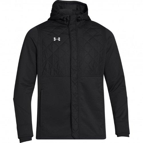 Under Armour infrarrojos chaqueta híbrida para hombre 1260142 Negro