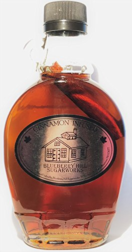 100% Pure NH Maple Syrup, Organic Cinnamon Infused, ()