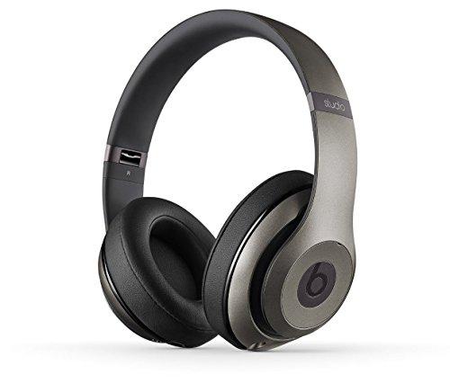 Beats Wireless Over Ear Headphone Titanium