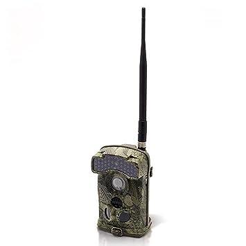 Cámara de caza alerta HD 1080P 3 G enviar mms/E-mail de vídeo IR Invisible: Amazon.es: Electrónica