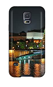 Waterdrop Snap-on Moscow Case For Galaxy S5