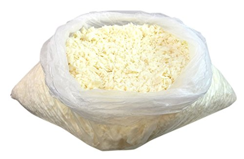 DevLon NorthWest Soy Wax Flakes Wholesale Candle Supply for Aromatherapy Soy Candles in Bulk 22 lbs ()