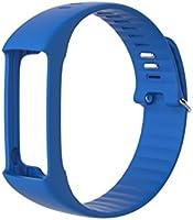 Polar A360 Wrist Strap, Blue, Large