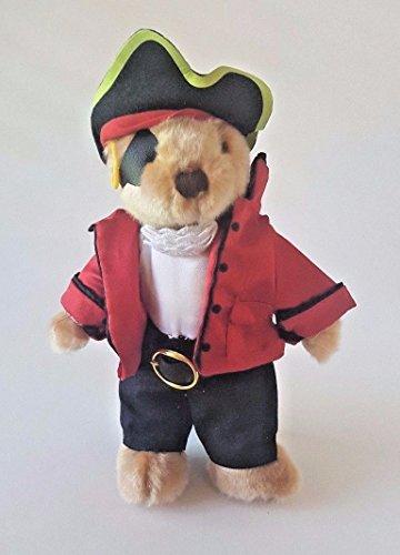 Herrington Teddy Bears Pirate Stuffed Teddy Bear 11