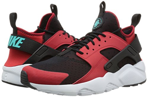 first rate dfe95 30511 NIKE Men s Air Huarache Run Ultra, Gym RED Clear Jade-Black-Pure Platinum,  15 M US  Amazon.co.uk  Shoes   Bags
