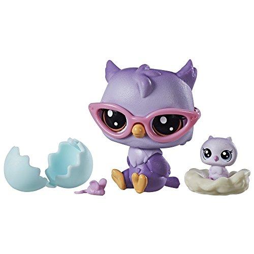 Littlest Pet Shop Oona Owler/Nona Owler]()