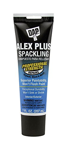 Alex Plus Spackling 7oz by DAP