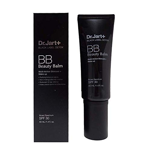 Dr Jart Black Label Detox Bb Spf25