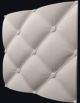 Coussinets Plastique Moules Pour 3 D Panneaux Plâtre Murale Pierre Forme 3d Décoration  Murale Panneaux