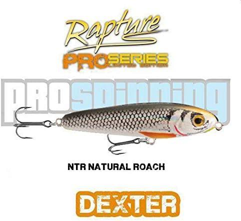 RAPTURE - Dexter- Señuelo Pesca - Spinning - Color TGS: Amazon.es ...