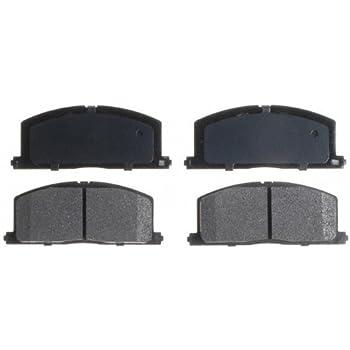 Disc Brake Pad Set-Service Grade Metallic Disc Brake Pad Front Raybestos SGD242M