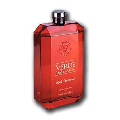 Olive Oil Extra Virgin Verde Esmeralda Red Diamond