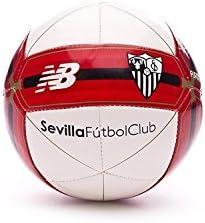 New Balance Sevilla FC, Balón, White-Red-Black: Amazon.es ...