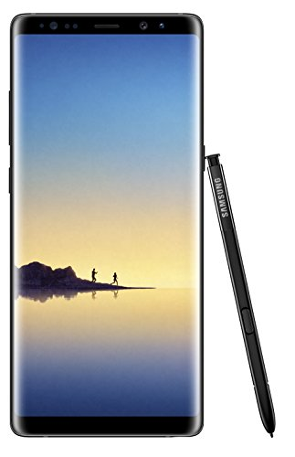 Samsung Galaxy Note 8 64GB Single-SIM SM-N950FZKABTU – 6.3″ inch Android Factory Unlocked 4G/LTE Smartphone (Midnight Black) – International Version